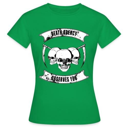 Death Agency - Frauen T-Shirt
