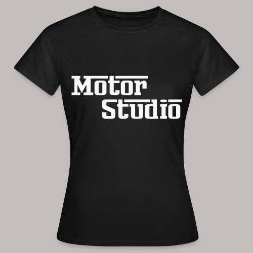 MOTORSTUDIO T SHIRT 1 png - Women's T-Shirt