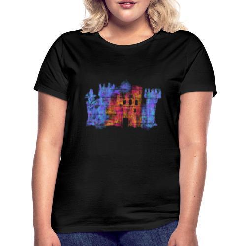 Castle - T-shirt dam