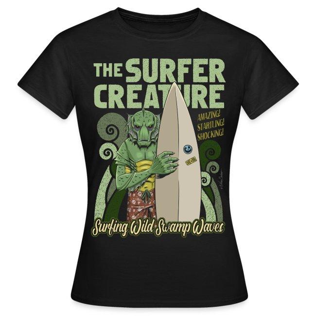 La criatura surfista