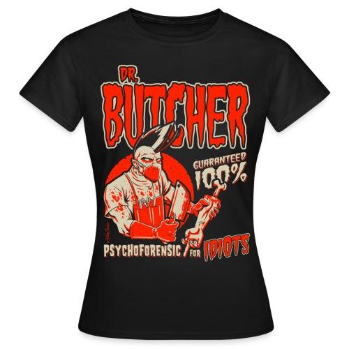 Dr. Butcher 2 - Camiseta mujer