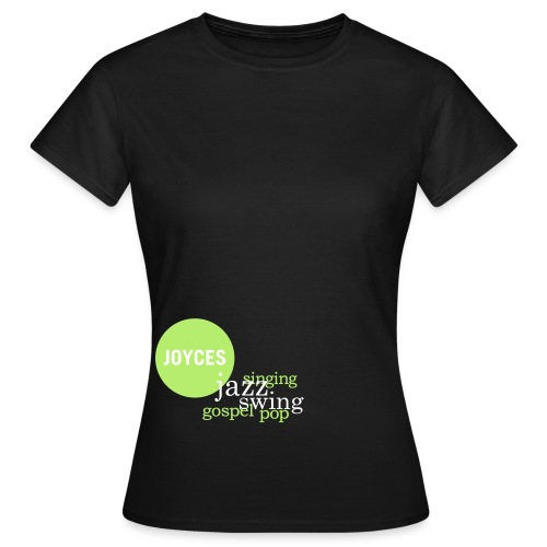 JOYCES Logo - Frauen T-Shirt