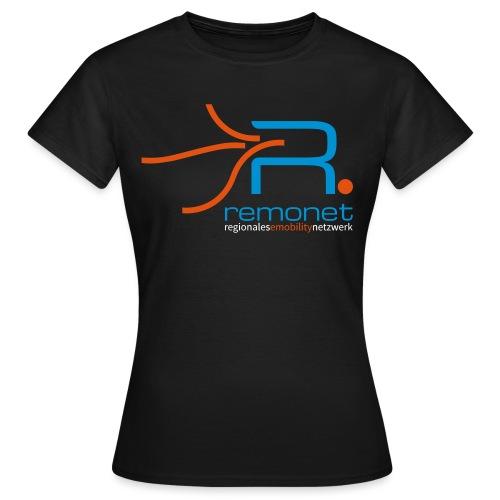 remonet cmyk - Frauen T-Shirt