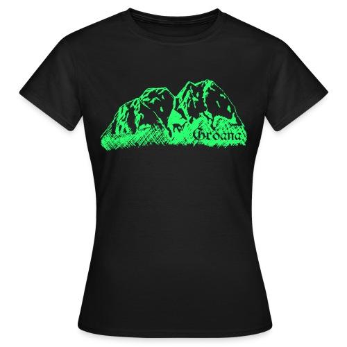 grünso png - Frauen T-Shirt