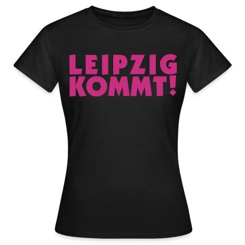 leipzigkommt leipziger leipzig - Frauen T-Shirt