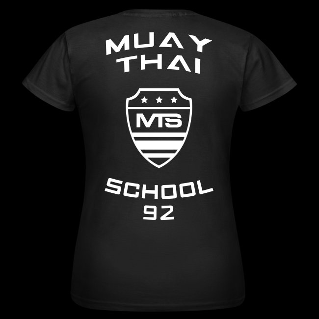 ATHLETIC CLUB : MUAY THAI SCHOOL 92