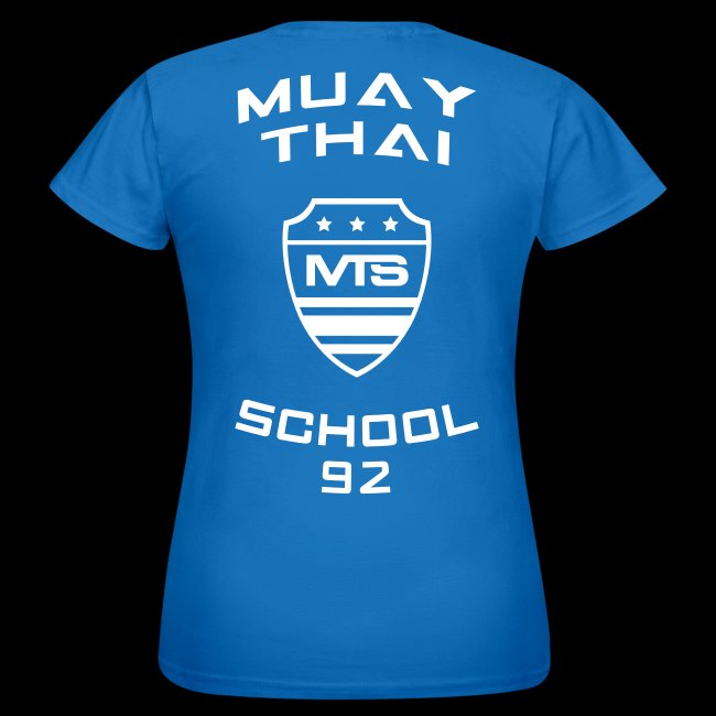 ATHLETIC CLUB : MUAY THAI SCHOOL 92