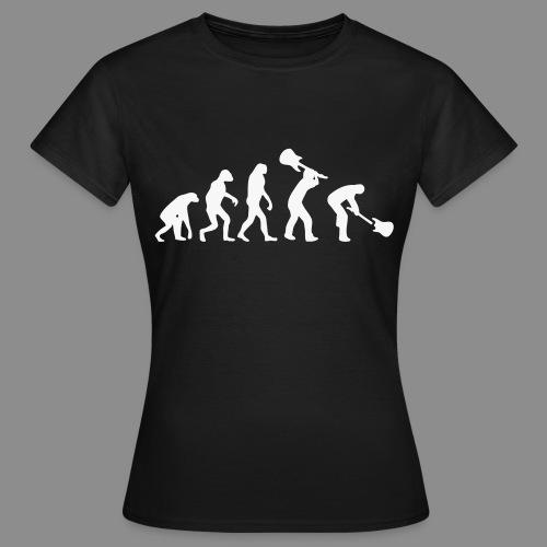 Evolution Rock - Camiseta mujer