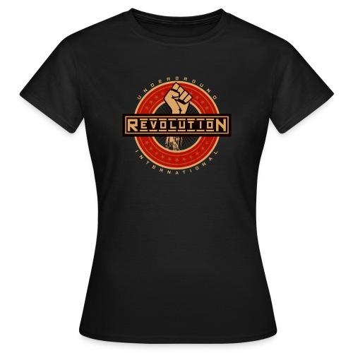 UNDERGROUND REVOLUTION - Women's T-Shirt