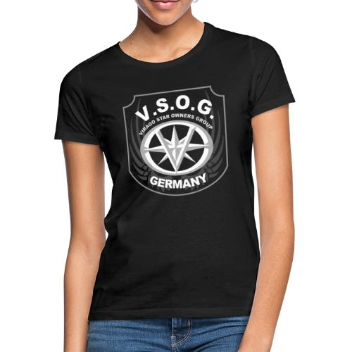 Logo 2013 weiss - Frauen T-Shirt