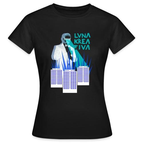 Luna Kreativa - Radiation - Naisten t-paita