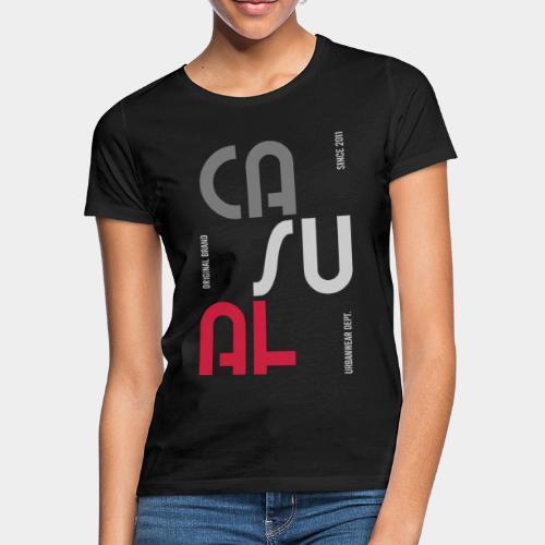 casual wear fashion style - T-shirt Femme