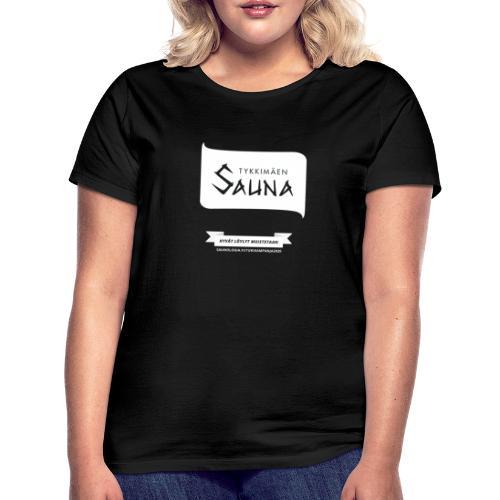 Tykkimäki - musta - Naisten t-paita