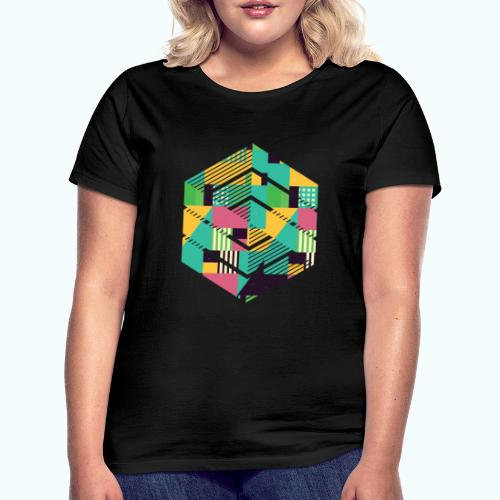 Geometric composition - Women's T-Shirt