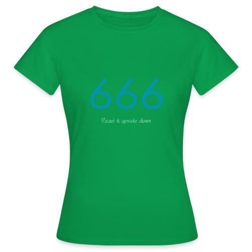 666 and 999 - T-shirt dam
