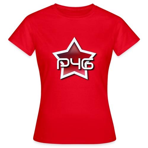 logo P4G 2 5 - T-shirt Femme