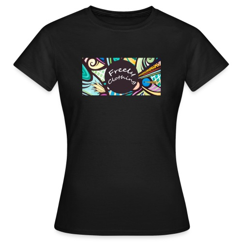 FreelyClothing - t-shirt - Dame-T-shirt