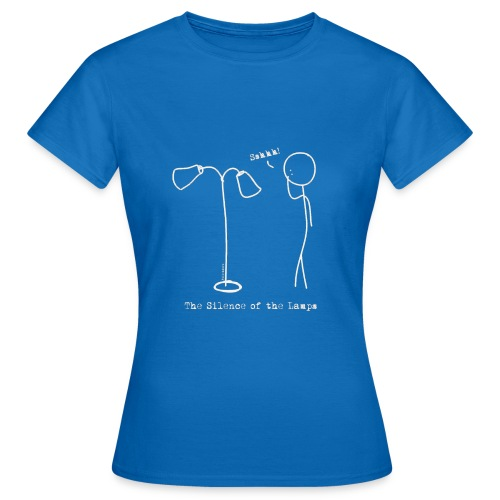 kvit lamps png - T-skjorte for kvinner