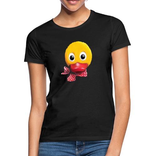 Schnatterinchen 3D - Frauen T-Shirt