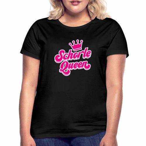 Schorle Queen - Frauen T-Shirt