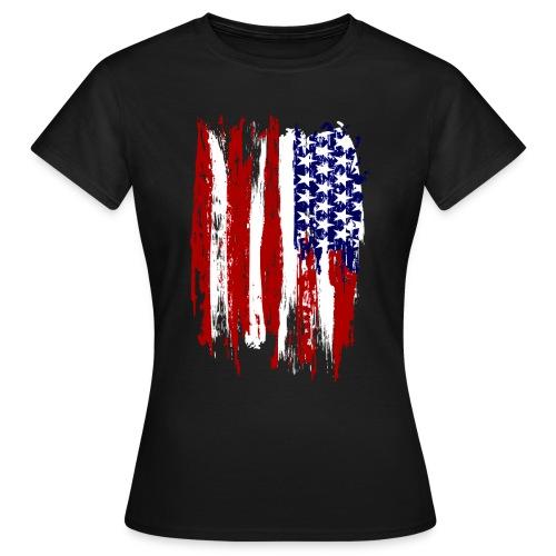USA - T-shirt dam