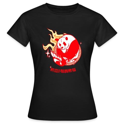 Oso Panda - Camiseta mujer