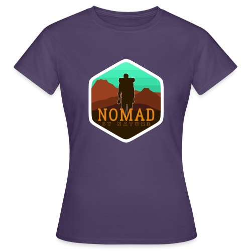 Nomad By Nature - Frauen T-Shirt