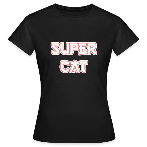 Super Cat - Frauen T-Shirt