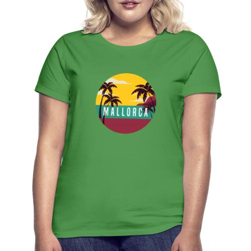 Mallorca - Frauen T-Shirt