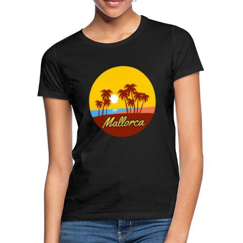Mallorca - Als Geschenk oder Geschenkidee - Frauen T-Shirt