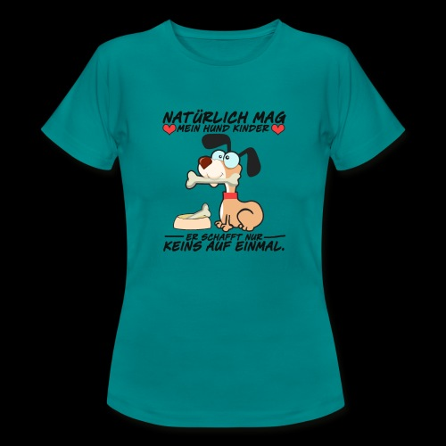 Dog - Frauen T-Shirt