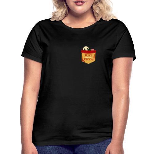 Dammi solo la pizza - Maglietta da donna