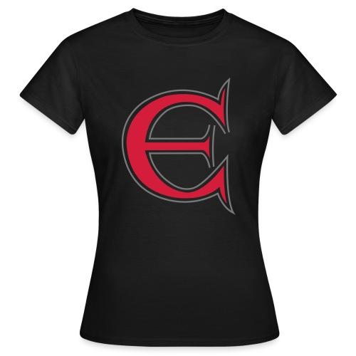 Det store E - Dame-T-shirt