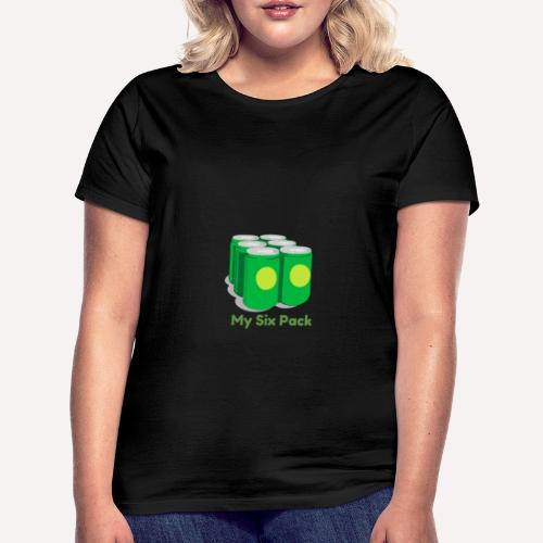My Six Pack tshirt print - Women's T-Shirt