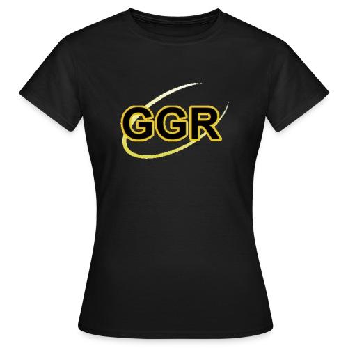 GOLDEN GROOVES RADIO LOGO - Women's T-Shirt