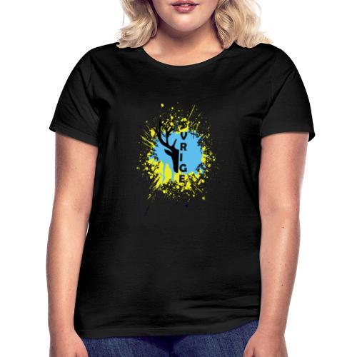 SVERIGE - T-shirt dam