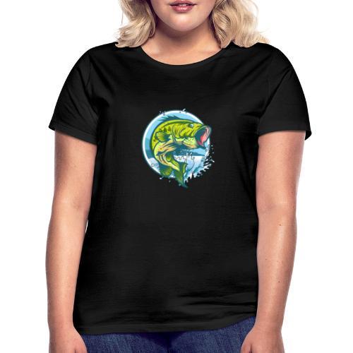 Fish - Frauen T-Shirt