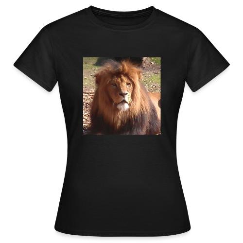 Lejon - T-shirt dam