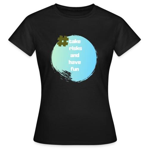 Risks - Camiseta mujer