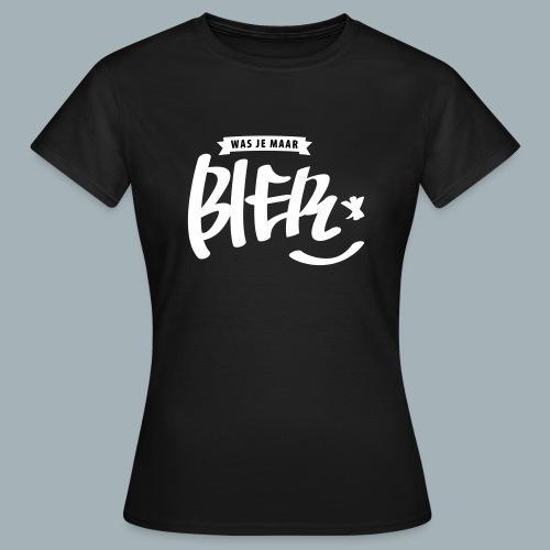 Bier Premium T-shirt - Vrouwen T-shirt