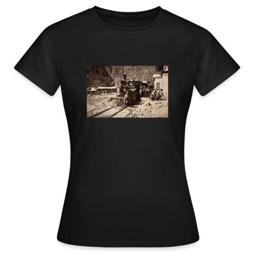 Peruvian train - Camiseta mujer