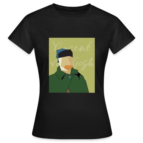 Vincent - Vrouwen T-shirt