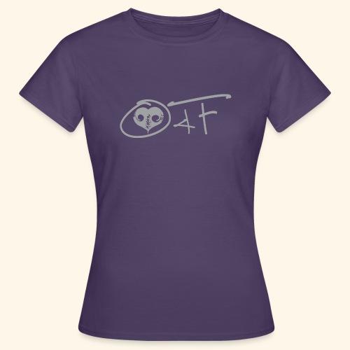 O4F GRIGIO - Maglietta da donna