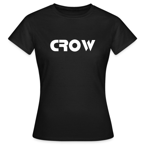 CROW-Trainingsjacke - Frauen T-Shirt