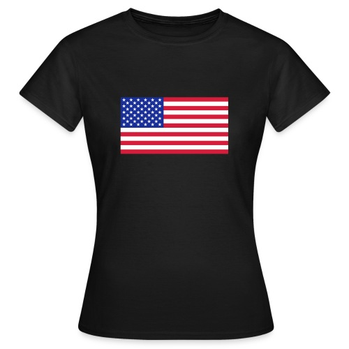 USA / United States - Vrouwen T-shirt
