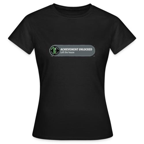 Achievement - Vrouwen T-shirt