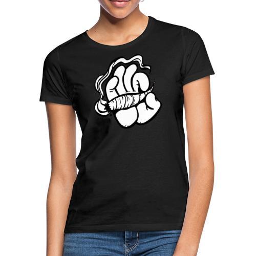 Smoking Hand - Women's T-Shirt