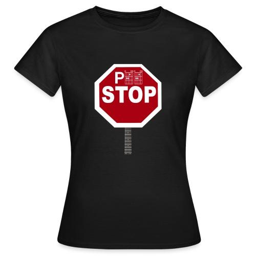 Pee Stop for Concert Goers! - Women's T-Shirt
