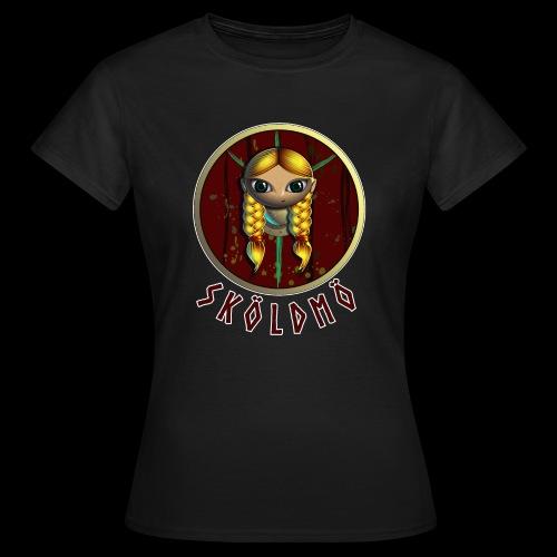 skoeldmoe - T-shirt dam