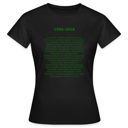 tekening4 - Vrouwen T-shirt